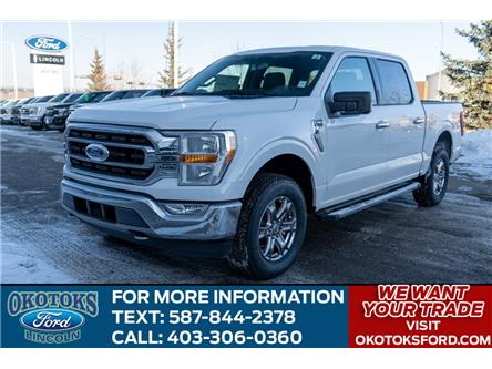 2021 Ford F-150 XLT (Stk: M-315) in Okotoks - Image 1 of 5