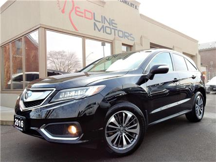 2016 Acura RDX Base (Stk: 5J8TB4) in Kitchener - Image 1 of 24