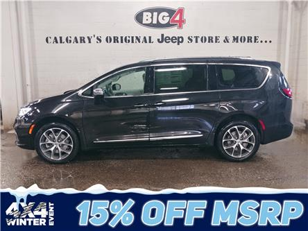 2021 Chrysler Pacifica Limited (Stk: 21T064) in Calgary - Image 1 of 11