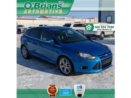 2013 Ford Focus Titanium (Stk: 14143A) in Saskatoon - Image 1 of 24