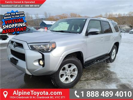 2017 Toyota 4Runner SR5 (Stk: 5479115M) in Cranbrook - Image 1 of 26