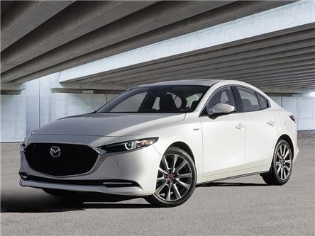 2021 Mazda Mazda3 GT w/Turbo (Stk: 21-0155) in Mississauga - Image 1 of 22