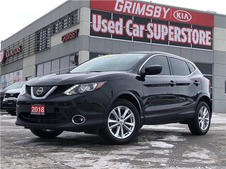 2018 Nissan Qashqai SV with only 32,000kms!!!! (Stk: U1861) in Grimsby - Image 1 of 22