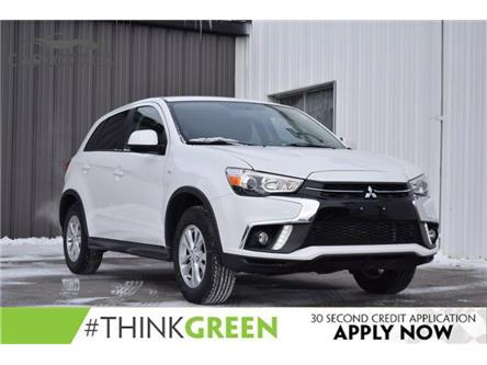 2019 Mitsubishi RVR SE (Stk: UCP2318) in Kingston - Image 1 of 21