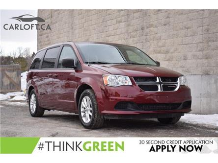 2019 Dodge Grand Caravan CVP/SXT (Stk: B6871) in Kingston - Image 1 of 19
