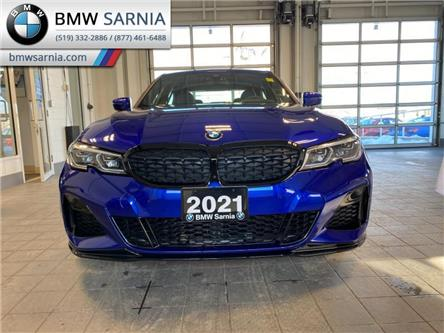 2021 BMW M340i xDrive (Stk: B2112) in Sarnia - Image 1 of 10