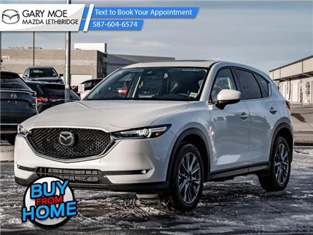 2021 Mazda CX-5 GT (Stk: 21-3312) in Lethbridge - Image 1 of 30
