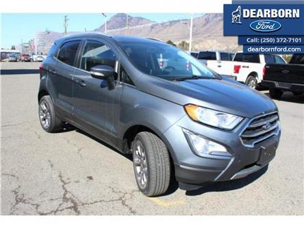 2020 Ford EcoSport Titanium (Stk: SL044) in Kamloops - Image 1 of 28