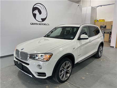 2017 BMW X3 xDrive28i (Stk: 1448) in Halifax - Image 1 of 24