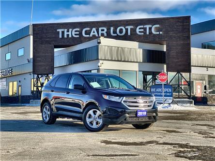 2018 Ford Edge SE (Stk: 20702) in Sudbury - Image 1 of 25