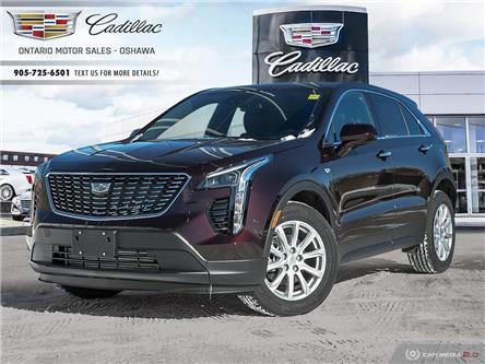 2021 Cadillac XT4 Luxury (Stk: T1059412) in Oshawa - Image 1 of 18