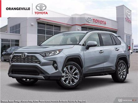 2021 Toyota RAV4 Limited (Stk: 21214) in Orangeville - Image 1 of 23