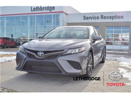 2020 Toyota Camry SE (Stk: 0CA8745) in Lethbridge - Image 1 of 28