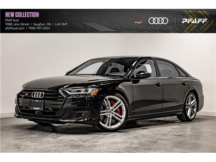 2021 Audi S8 L 4.0T (Stk: T19052) in Vaughan - Image 1 of 13