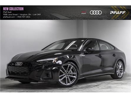 2021 Audi A5 2.0T Progressiv (Stk: T19181) in Vaughan - Image 1 of 21