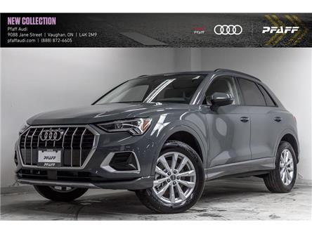 2021 Audi Q3 45 Komfort (Stk: T19234) in Vaughan - Image 1 of 21
