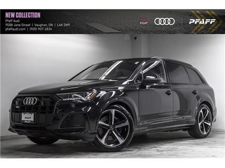 2021 Audi SQ7 4.0T (Stk: T19242) in Vaughan - Image 1 of 21