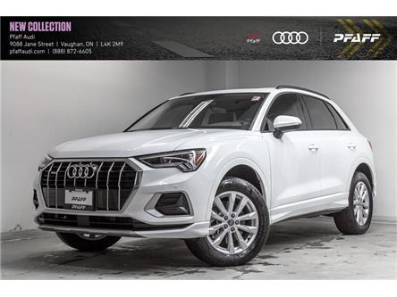2021 Audi Q3 45 Komfort (Stk: T19250) in Vaughan - Image 1 of 21