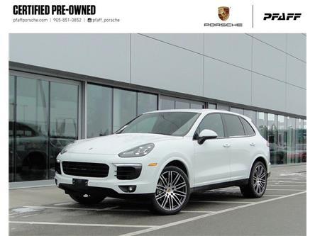2017 Porsche Cayenne S w/ Tip (Stk: P16504A) in Vaughan - Image 1 of 17