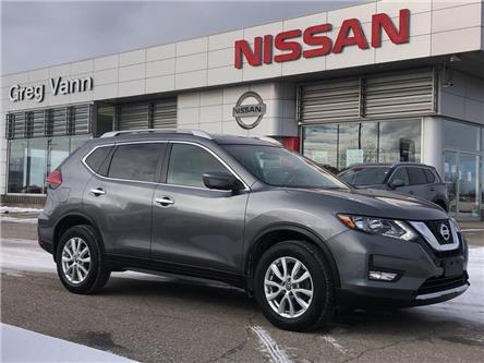 2017 Nissan Rogue SV (Stk: P2790) in Cambridge - Image 1 of 30