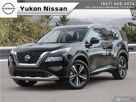 2021 Nissan Rogue Platinum (Stk: 21R1582) in Whitehorse - Image 1 of 23