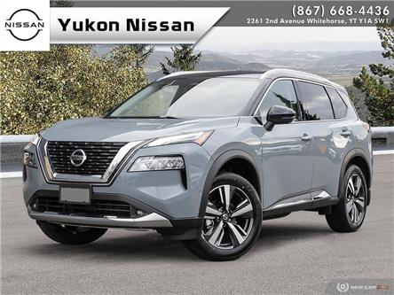 2021 Nissan Rogue Platinum (Stk: 21R3179) in Whitehorse - Image 1 of 23
