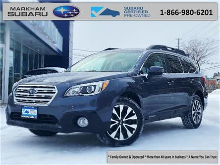 2016 Subaru Outback  (Stk: U-2482) in Markham - Image 1 of 28