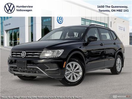 2021 Volkswagen Tiguan Trendline (Stk: 98296) in Toronto - Image 1 of 23