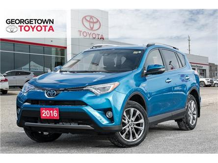 2016 Toyota RAV4 Limited (Stk: 16-16380GT) in Georgetown - Image 1 of 21