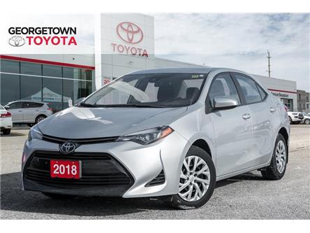 2018 Toyota Corolla LE (Stk: 18-77077GT) in Georgetown - Image 1 of 18