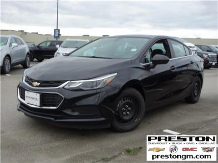 2017 Chevrolet Cruze LT Auto (Stk: X31431) in Langley City - Image 1 of 29