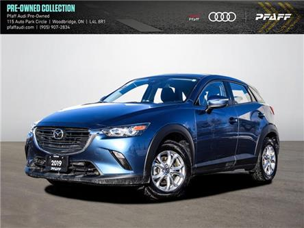 2019 Mazda CX-3 GS (Stk: C8112) in Woodbridge - Image 1 of 19