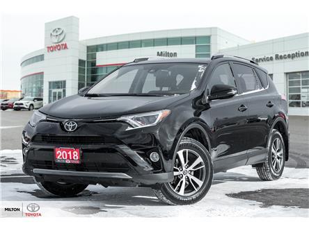 2018 Toyota RAV4 XLE (Stk: 829100A) in Milton - Image 1 of 21