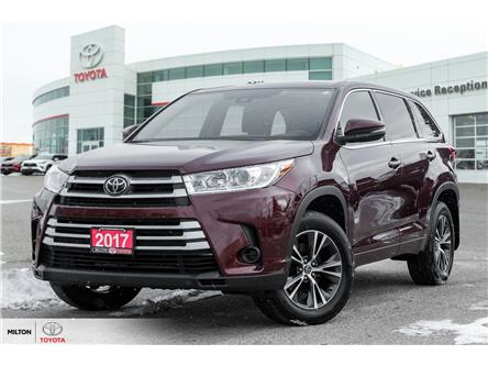 2017 Toyota Highlander LE (Stk: 357580A) in Milton - Image 1 of 21