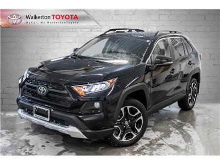 2021 Toyota RAV4 Trail (Stk: 21136) in Walkerton - Image 1 of 21