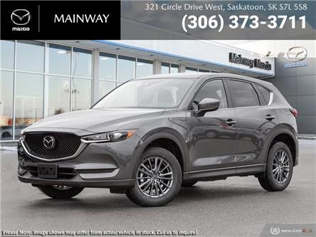 2021 Mazda CX-5 GS (Stk: M21029) in Saskatoon - Image 1 of 23