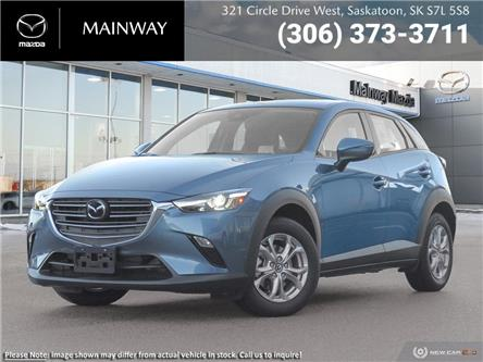 2021 Mazda CX-3 GS (Stk: M21034) in Saskatoon - Image 1 of 23