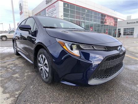2021 Toyota Corolla Hybrid Base w/Li Battery (Stk: 210310) in Calgary - Image 1 of 12