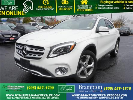 2020 Mercedes-Benz GLA 250 Base (Stk: 1202) in Mississauga - Image 1 of 21
