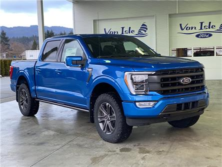 2021 Ford F-150 Lariat (Stk: 21029) in Port Alberni - Image 1 of 19