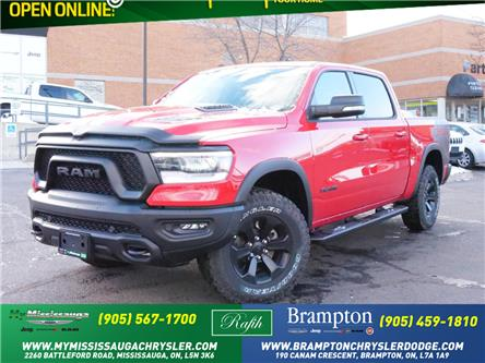2021 RAM 1500 Rebel (Stk: 21060) in Mississauga - Image 1 of 6