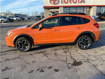 2014 Subaru XV Crosstrek  (Stk: 2011121) in Cambridge - Image 1 of 18
