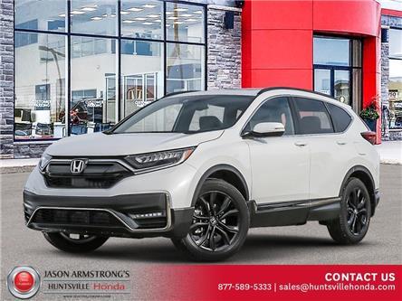 2021 Honda CR-V Black Edition (Stk: 221129) in Huntsville - Image 1 of 23
