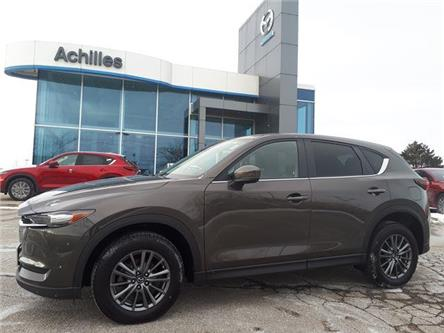 2018 Mazda CX-5 GS (Stk: P6013) in Milton - Image 1 of 13