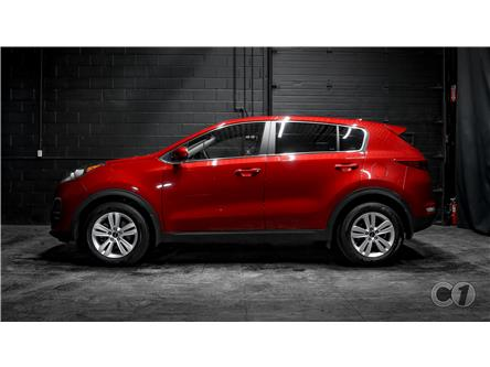 2019 Kia Sportage LX (Stk: CT21-15) in Kingston - Image 1 of 39
