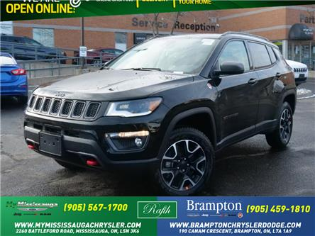 2021 Jeep Compass Trailhawk (Stk: 21151) in Mississauga - Image 1 of 6