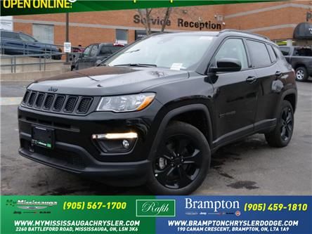 2021 Jeep Compass Altitude (Stk: 21148) in Mississauga - Image 1 of 6