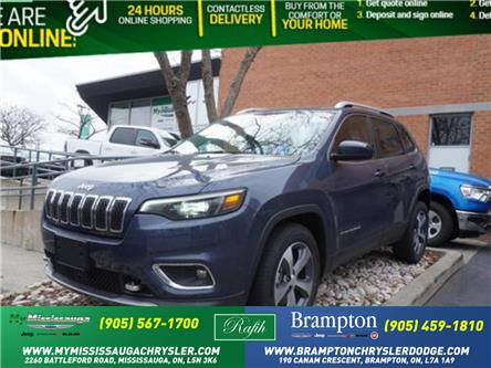 2021 Jeep Cherokee Limited (Stk: 21031) in Mississauga - Image 1 of 10