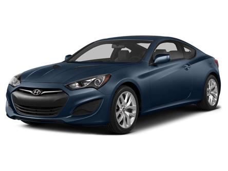2013 Hyundai Genesis Coupe  (Stk: D2800A) in Burlington - Image 1 of 8