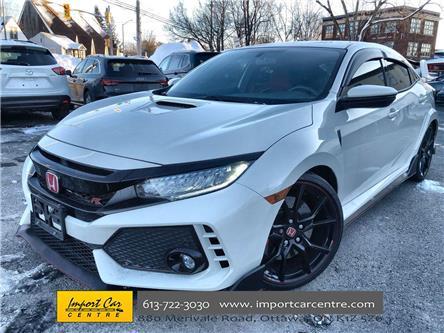2019 Honda Civic Type R Base (Stk: 300440) in Ottawa - Image 1 of 23